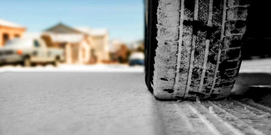 Usar só dois pneus de Inverno, será que é viável?