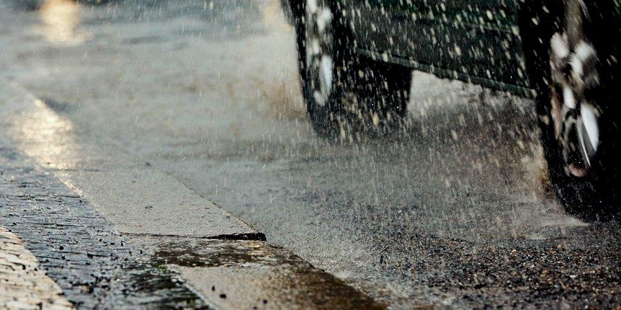 """""""Em Abril, Águas Mil""""- previna-se durante as chuvas de Primavera!"""