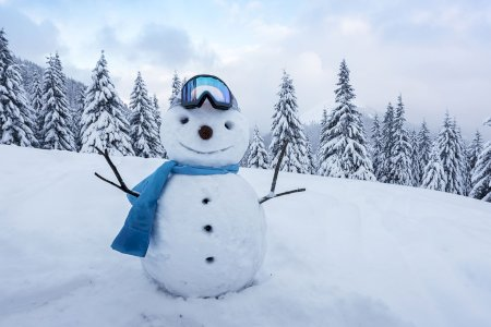 Viva esta época em espírito leve, conheça as melhores localidades com neve!