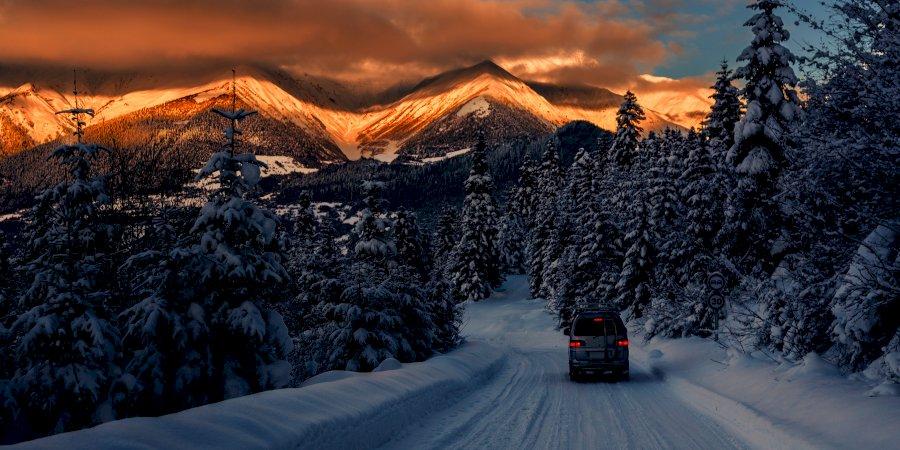As melhores dicas de condução para um Inverno sem confusão!