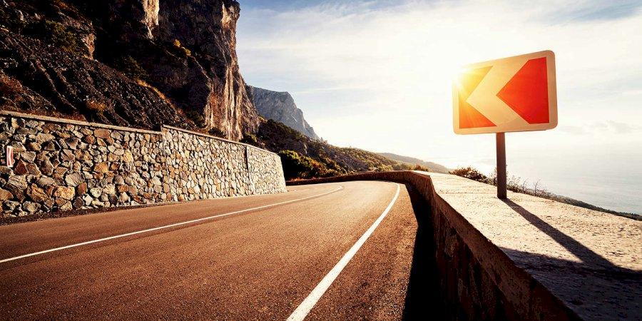 Quais as vantagens das guias sonoras nas estradas?