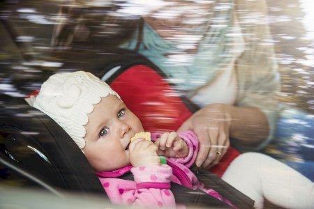 Bebé a bordo? Saiba como conduzir com um recém-nascido!
